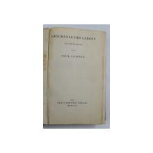 GESCHENKE DES LEBENS - EIN RUCKBLICK von EMIL LUDWIG , 1931 , CONTINE EX - LIBRIS ' AUSLANDER '