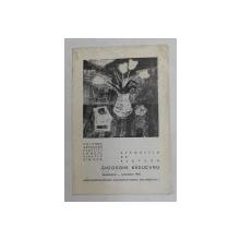 GHEORGHE RADUCANU , CATALOG DE EXPOZITIE , SEPTEMBRIE - OCTOMBRIE , 1964