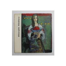 GHEORGHE VANATORU , text de DUMITRU DANCU , EDITIE IN ROMANA SI FRANCEZA , 1969