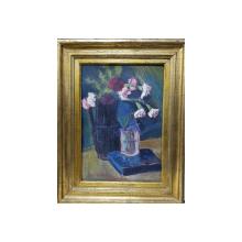 Gheorghe Zidaru (1923-1993) - Vas cu flori