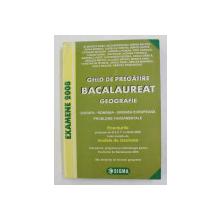 GHID DE PREGATIRE BACALAUREAT - GEOGRAFIE - EUROPA - ROMANIA - UNIUNEA EUROPEANA , PROBLEME FUNDAMENTALE de ELISAVETA ROSU ...SANDITA PRODANCIUC , 2008