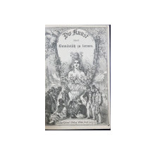GHID PRACTIC PENTRU LIMBA ROMANA de THEOPHILE WECHSLER - VIENA, PESTA, LEIPZIG, 1903