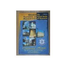 GHIDUL TURISTIC AL ROMANIEI.THE TRAVEL GUIDE OF ROMANIA  2001