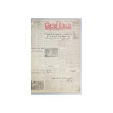 GLASUL ARMATEI - ORGAN CENTRAL AL OSTIRII -  COLEGAT ANUL II - III , NUMERELE 151  - 300 , APARUTE INTRE 4 DEC. 1946 - 12 IUNIE 1947