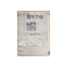 GLASUL ARMATEI - ORGAN CENTRAL AL OSTIRII -  COLEGAT ANUL III - IV , NUMERELE 450   - 574 , APARUTE INTRE 5 DEC. 1947 - 10 MAI 1948
