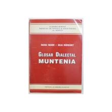GLOSAR DIALECTAL MUNTENIA de MARIA MARIN, IULIA MARGARIT , 1999