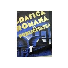 Grafica romana si publicitatea