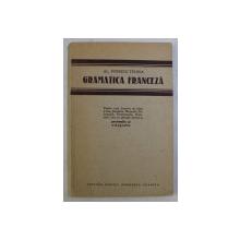 GRAMATICA FRANCEZA de AL. POPESCU - TELEGA