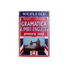 GRAMATICA LIMBII ENGLEZE PENTRU TOTI de GERARD HARDIN ...JEAN - PIERRE BERMAN , 2006