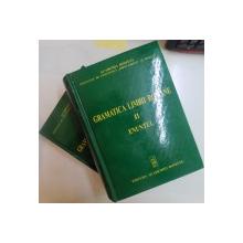 Gramatica limbii romane -cuvantul/enuntul - VOL.I-II