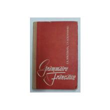 GRAMMAIRE FRANCAISE par E.K. NIKOLSKAIA et T.Y. GOLDENBERG , 1967