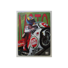 GRAND PRIX MOTO 1995 by JUDITH TOMASELLI , photos YVES JAMOTTE and OSCAR BERGAMASCHI , APARUTA 1995
