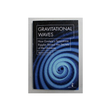 GRAVITATIONAL WAVES by BRIAN CLEGG , 2018