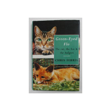GREEN - EYED FLO - THE CAT , THE FOX and THE BADGERS by CHRIS FERRIS , 1992