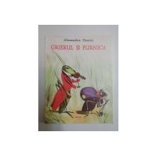 GREIERUL SI FURNICA. FABULE de ALEXANDRU DONICI  1996