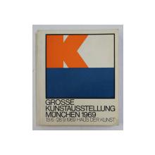 GROSSE KUNSTAUSSTELLUNG , MUNCHEN , 1969