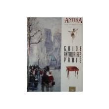GUIDE DES ANTIQUAIRES DE PARIS