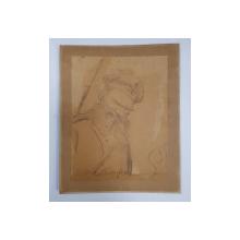 H. Catargi - Portret de soldat