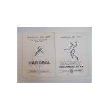 HANDBAL  de IOAN KUNST , GHERMANESCU VIRGIL HANT , 2000