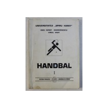 HANDBAL -VOL. I  de IOAN KUNST GHERMANESCU si VIRGIL HNAT , 2000