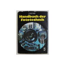 HANDBUCH DER FOTOTECHNIK , , HERAUSGEBEN von GERHARD TEICHER , 1986