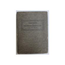 HANDBUCH DER HOLZKONSTRUKTIONEN von TH . BOHM , 1911 , LIPSA PAGINA DE TITLU *