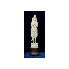 Hanuman, Zeitate Hindu - Statueta din fildes