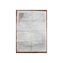 Harta Buzau, 1914