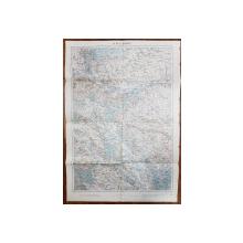 Harta Cernauti, 1915