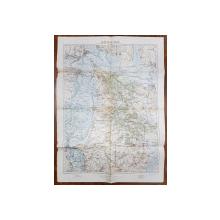 Harta Galati, 1915