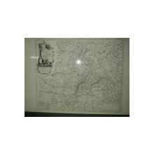 Harta principatului Transilvaniei, P. Santini 1784