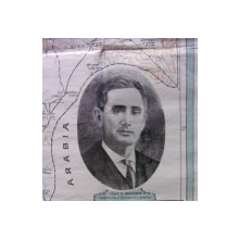 HARTA REPUBLICII EVREESTI - ISRAEL (BUCURESTI, 1919)