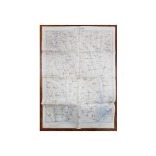 Harta Tatar-Bunar, 1910