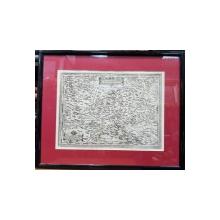 HARTA TRANSILVANIA   1566 Ioannes Sabucus Sambucus Pannonius