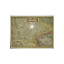 Harta Transilvania, 1566
