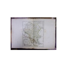 HARTA UNGARIEI SI TURCIEI EUROPENE, 1786