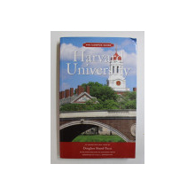 HARVARD UNIVERSITY  - AN ARCHITECTURAL TOUR  by DOUGLASS SHAND - TUCCI , 2001 , PREZINTA HALOURI DE APA *
