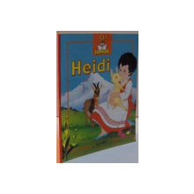 HEIDI , ADAPTARE DUPA UN TEXT ORIGINAL DE JOHANNA SPYRI , ILUSTRATII de VAN GOOL , 2006