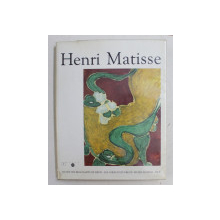 HENRI MATISSE  - LES CHEFS  - D'OEUVRE DU MUSEE MATISSE , NICE , CIMIEZ , 1991