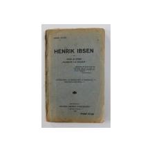 HENRIK IBSEN de MIHAIL NEGRU , 1920