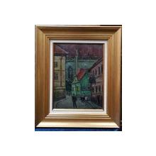 Henry Visconte (1897-1978) - Noaptea pe strazi