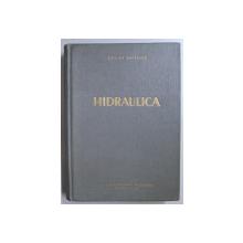 HIDRAULICA de CRISTEA MATEESCU , 1963