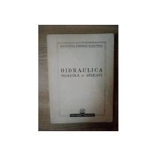 HIDRAULICA TEORETICA SI APLICATA , 1950