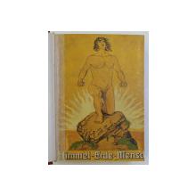 HIMMEL , ERDE , MENSCH VOL. I - III , 1922