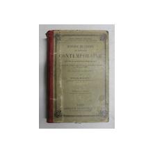 HISTOIRE DE FRANCE ET HISTOIRE CONTEMPORANE DE 1789 A LA CONSTITUTION DE 1875  - POUR LA CLASSE DE PHILOSOPHIE par GUSTAVE DUCOUDRAY , 1888