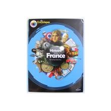 HISTOIRE DE LA FRANCE par HENRI DEL PUP et ROBERT PINCE, 2011