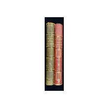HISTOIRE DU CONSULAT ET DE L'EMPIRE par M. A. THIERS, 2 VOL. - PARIS, 1845
