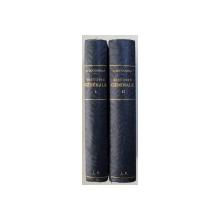 HISTOIRE GENERALE , TOMES I - II ( DEPUIS L ' INVASION DES BARBARES JUSQU ' EN 1610 / DE 1610 A 1875 ) , TROISIEME EDITION par G. DUCOUDRAY , 1884 - 1886