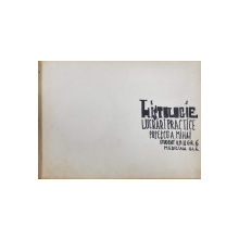 Histologie, Lucrari practice  - Caiet manuscris, 1964