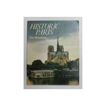 HISTORIC PARIS par PAUL BLANCHARD , 1979